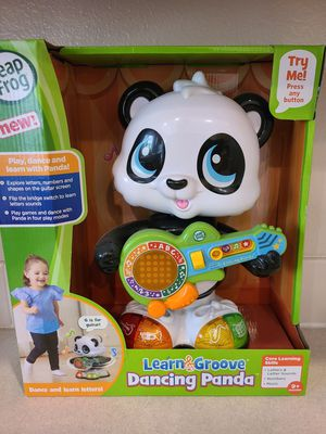 Learn & Groove Panda for Sale in Boise, ID