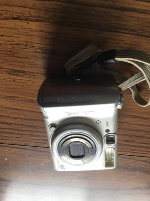 Canon power shot A520 camera for Sale in Horseheads, NY