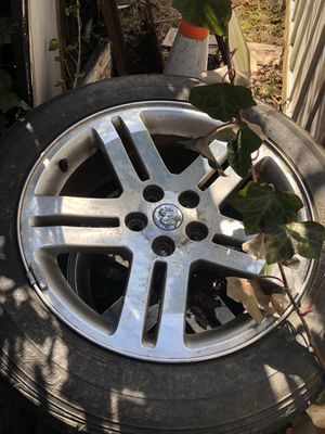 Dodge charger oem wheels for Sale in Washington, DC