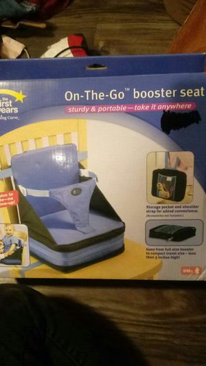 On the go booster seat for Sale in Nashville, TN