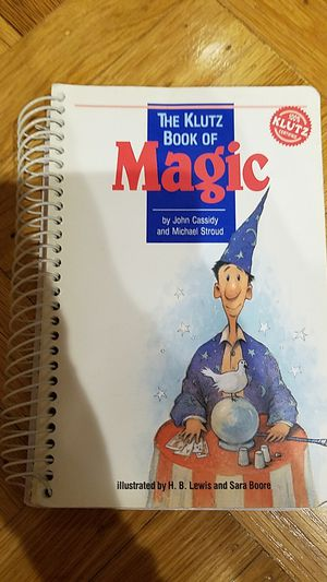 The Klutz book of magic for Sale in Daly City, CA