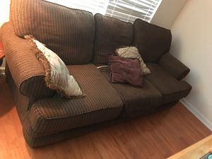 Free couches for Sale in Norcross, GA