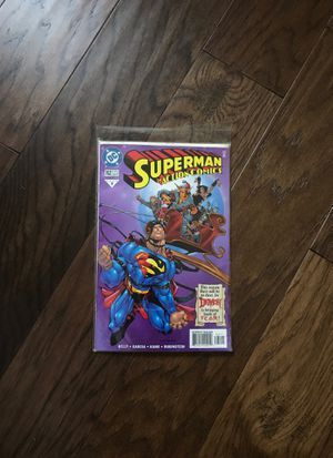 Superman in action comics #762 for Sale in Oakley, CA