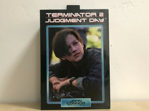 SDCC 2019 NECA Terminator 2 Judgement Day JOHN CONNOR In Hand for Sale in Glendale, CA