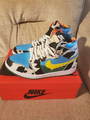 Custom Air Jordan 1 Chunky Dunky (($240 Tonight Only)) for Sale in Claremont, CA