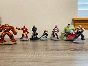 Disney Infinity Avengers Characters for Sale in Lake Stevens, WA