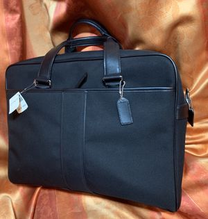 Coach Bag briefcase commuter BRAND NEW w/tag for Sale in Broomall, PA