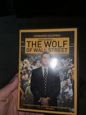 The wolf of Wall Street for Sale in El Monte, CA