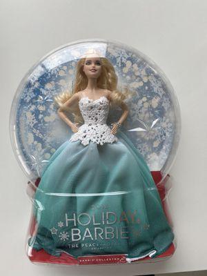 2016 holiday Barbie for Sale in Arlington, VA