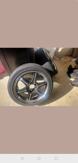 4 lug universal rims for Sale in Silver Spring, MD