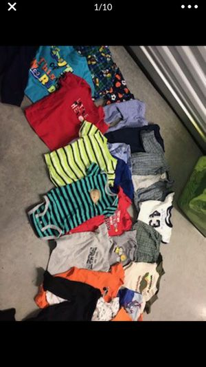 Baby boy clothes 9-12 months for Sale in Denver, CO