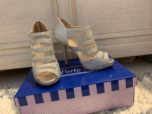Sparkle high heels for Sale in Mason City, IA