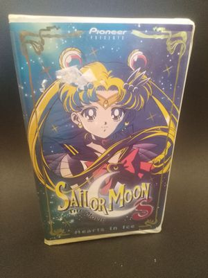 Vintage Sailor Moon VHS Movie for Sale in San Juan, TX
