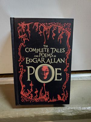 Leather Bound Edgar Allan Poe (Whole Collection) for Sale in Fresno, CA