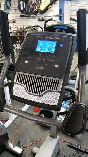 Proform 8.0ex upright exercise bike! Fresh out of the box! for Sale in Glendale, AZ