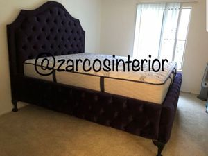 FURNITURE BED FRAME FOR SALE 20%OFF TAX SEASON SALE for Sale in El Monte, CA