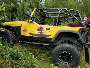 Jeep tj 2000 for Sale in Arlington, WA