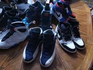 Jordans All Size 11.5-12 for Sale in Indianapolis, IN