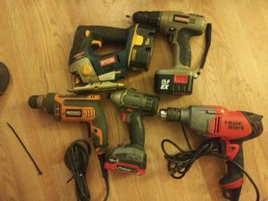 Power tools for Sale in New Port Richey, FL