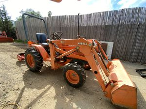 Kubota compact tractor for Sale in Fallbrook, CA