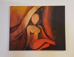 Abstract figurative lady for Sale in Farmington Hills, MI