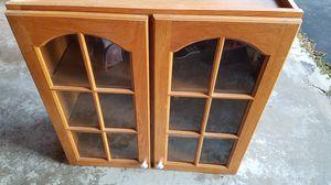 Oak Cabinet for Sale in Rocky Hill, CT