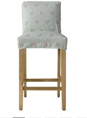Set of 4 Shabby Chic Slipcover Barstools for Sale in Boca Raton, FL