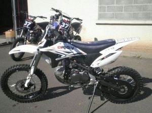 125cc Apollo Dirt Bike (Ready To Rip)💨💨 for Sale in Roswell, GA
