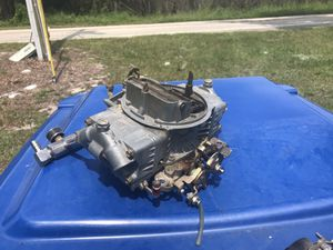 Holly High performance carburetor for Sale in Indianapolis, IN