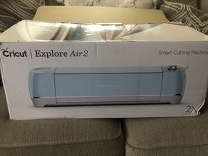 Cricut explore air 2 for Sale in Burlington, NC