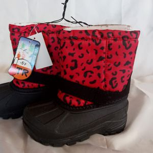 Winter Snow Boots Toddler size 9 MEX 16 New for Sale in Phoenix, AZ