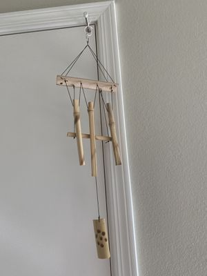 Bamboo wind chime for Sale in Phoenix, AZ