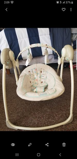 Bright Stars infant swing for Sale in San Francisco, CA