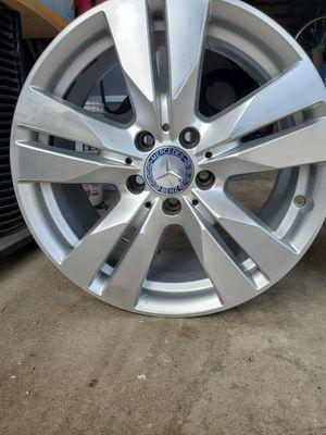 Rims 18-1/2in (4) Mercedes Benz for Sale in Hayward, CA