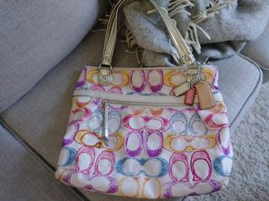 Large Coach bag for Sale in OH, US