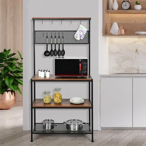 Kitchen Rack with Hooks for Sale in Los Angeles, CA