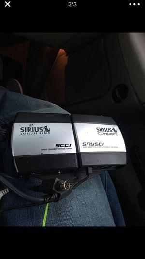 Sirius satellite radio box for car for Sale in San Leandro, CA