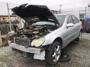 2004 Mercedes-Benz C Class Part Out for Sale in Stockton, CA