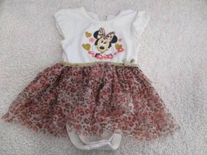 vday disney minnie mouse toddler 24mos dress girl for Sale in Lake Forest, CA