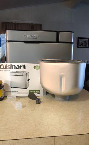 Cuisinart Automatic Breadmaker for Sale in Wildomar, CA