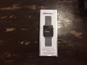 METAL MESH 42mm APPLE WATCH BAND for Sale in Nashville, TN