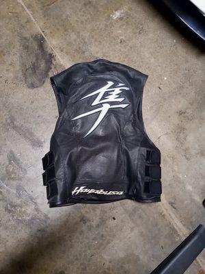 MOTORCYCLE VEST for Sale in Visalia, CA