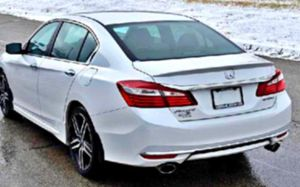 4 wheel Disc Ceramic Brakes with ABS 2015 Accord  for Sale in Berryman, MO