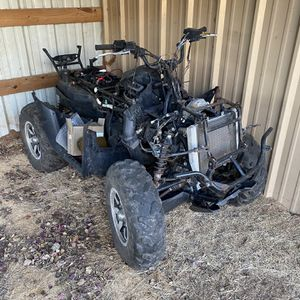 2014 Kawasaki Bruteforce 750 Parts for Sale in Katy, TX