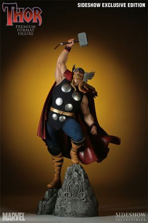 Sideshow Collectibles Original Thor Premium Format Figure Exclusive Statue for Sale in Burbank, IL