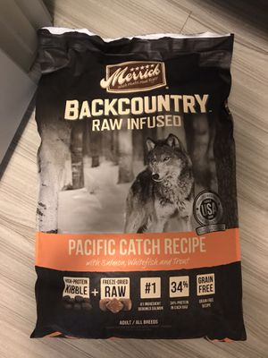 Merrick Pacific Catch Dog Food for Sale in Gilbert, AZ