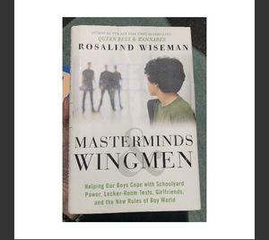 Parenting Book: Masterminds & Wingmen for Sale in Reno, NV