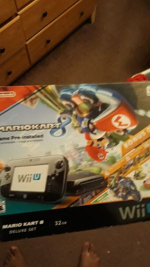 Wii U for Sale in Fort Worth, TX