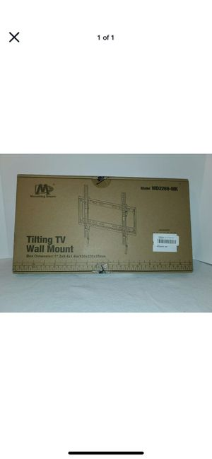 Mounting Dream MD2268-MK TV Wall Mount Tilting Bracket for Most 26-55 Inch LED for Sale in Mt. Juliet, TN