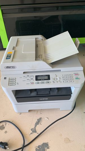 Brother Multi function printer fax scanner for Sale in Palm Desert, CA